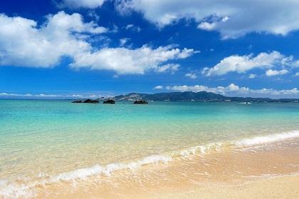 夏休みに見た海