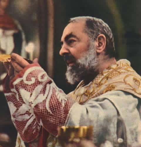 Cartas de Padre Pío