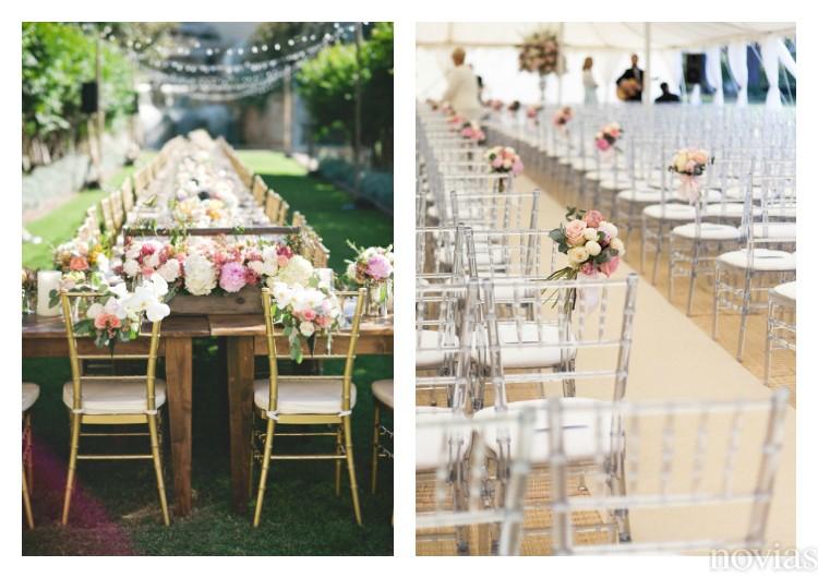 Las mejores sillas para tu boda hacienda vera cruz for Sillas para habitacion matrimonio