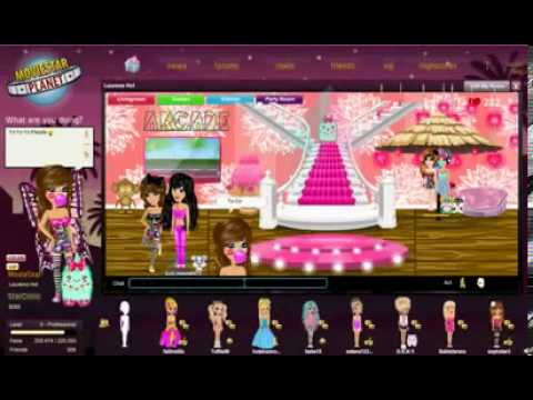 Free Fame StarCoins Hack My MovieStar Planet Account