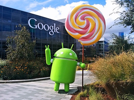 Android Lollipop photo
