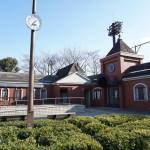 城北交通公園(東京都板橋区)で蒸気機関車や都バスに乗ったり触ったり