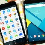 Android5.0アップデート対象機種を発表!人柱の覚悟がなければ様子見が安全かもよ