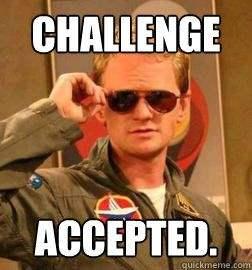 desafio aceito.
