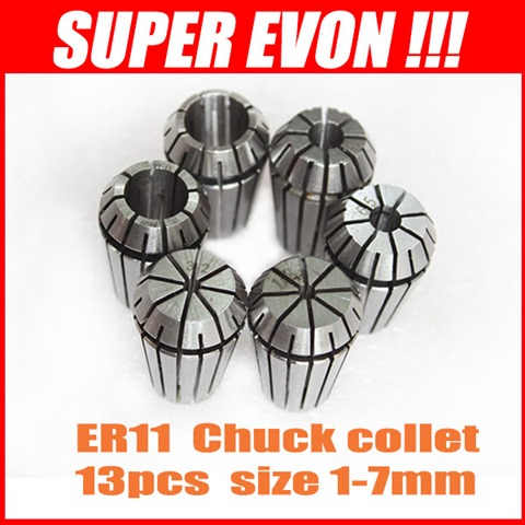 Free-shipping-er11-collet-set-13-pcs-er11-collet-chuck-from-1mm-to-7mm-for-CNC