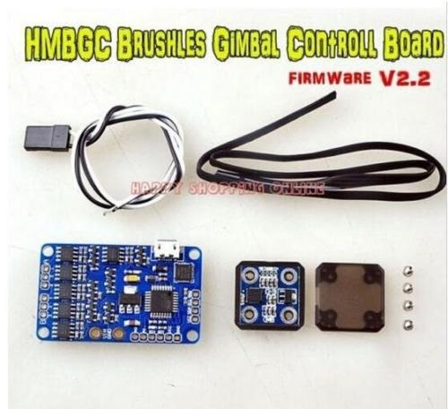 BGC-Micro-MINI-Brushless-Gimbal-Controller-board-Driver-Sensor-Russian-Firmware