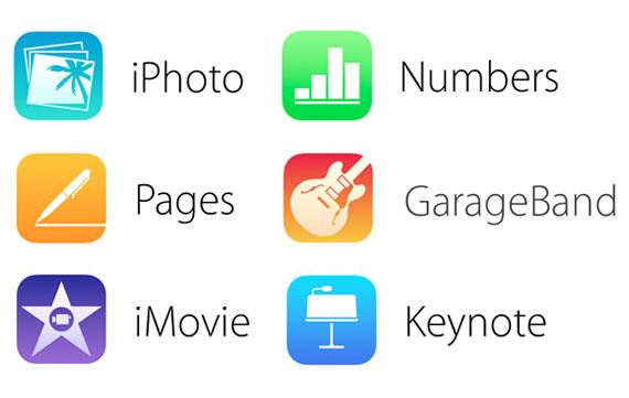 iWork und iLife im iOS 7 Design - Hack4Life - Gerüchte - Aktuell - Update - Kostenlos - Apple - Keynote - Yerba Buena Center - San Francisco - 22. Oktober