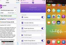 Everest Cyida tweak Review, Hack4Life, Fabian Geissler, iPhone 6 Plus