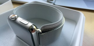Apple Watch, Review, Test, Bericht, Hack4Life , Fabian Geissler