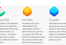 HomeKit Integration, iOS 8, iOS 9, Fabian Geissler, Hack4Life