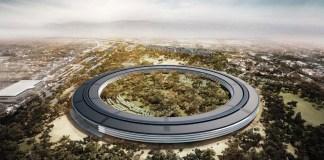 Apple Campus 2: Spceship
