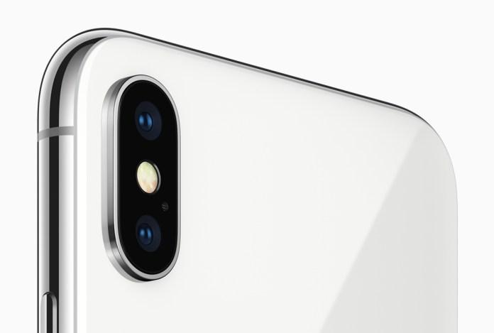 Zwei 12 MP Kameras im iPhone X, Hack4Life, Fabian Geissler