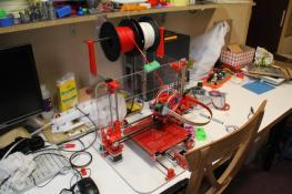 3D printer #1