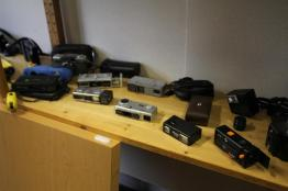 Classic spy cameras