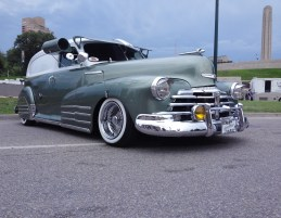 All my friends know the low rider.