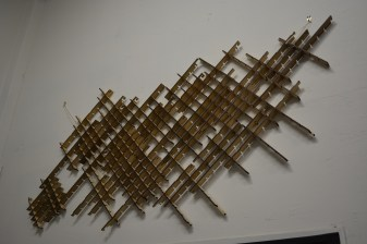 Laser-cut slotted dividers