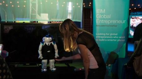 NAO robot from Aldebaran