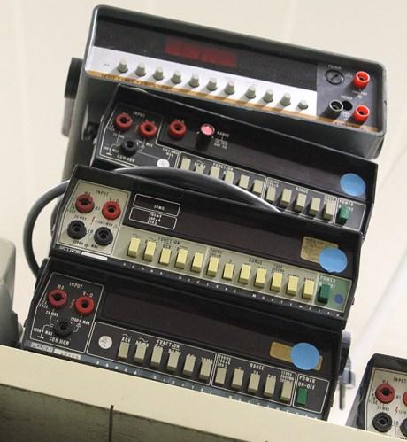 Random meters