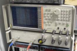 This test equipment was donated, but it's still amazingly good
