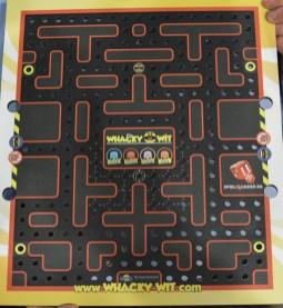 WackyWit, a Pac Man board game