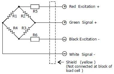 load cell scheme