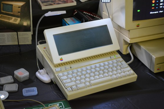 IIc+ with the LCD