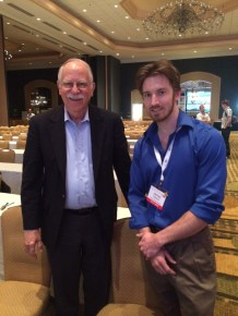 Chuck Hull, the father of 3D printing