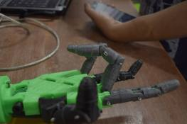 Supreet Joshi's Smart Robotic Arm