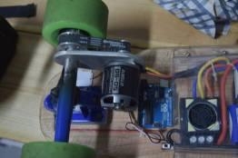 Remote controlled Skate Board