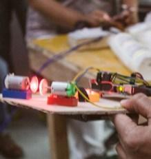 Arduino Audio Laser display