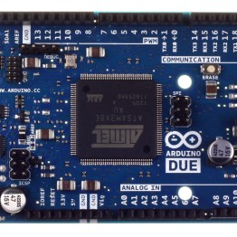 Arduino DUE uses Atmel ARM
