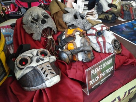 Masks by SKS Props.