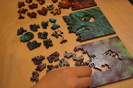 Puzzles with custom art