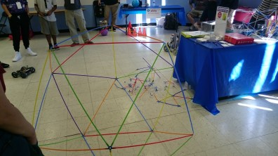 UN Robotics and 3D sculpting collide.