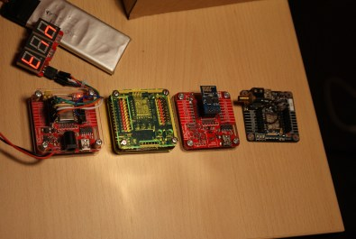 Alex and DaveDarko ESP8266 boards