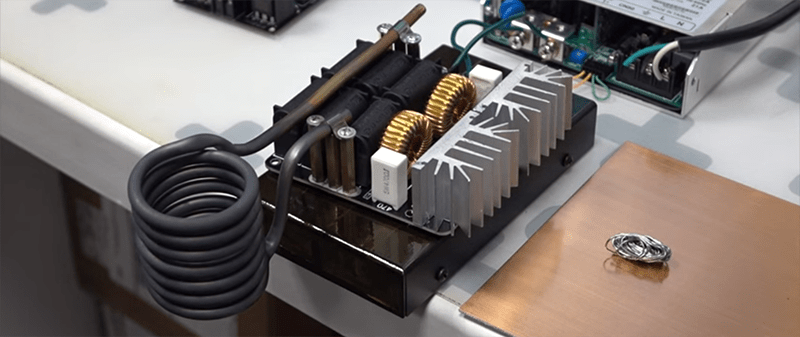 A Small 1000W Induction Heater Hackaday
