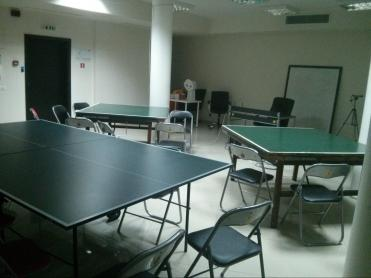 Ping Pong and Conference Room