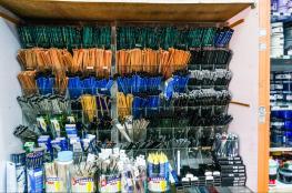 Pencils galore