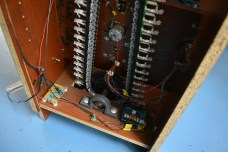 Inside of the machine