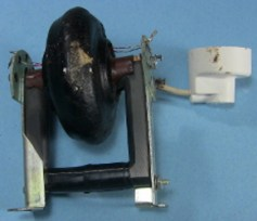 Flyback transformer with no built in diodes