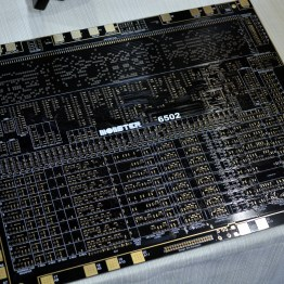 Unpopulated PCB