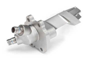 GE recently received FAA approval for this 3D printed jet engine fuel nozzle.