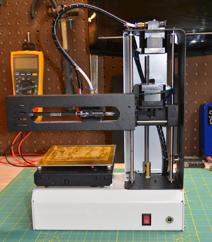 Review: Monoprice MP Select Mini 3D Printer | Hackaday