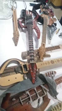 CNC guitars!