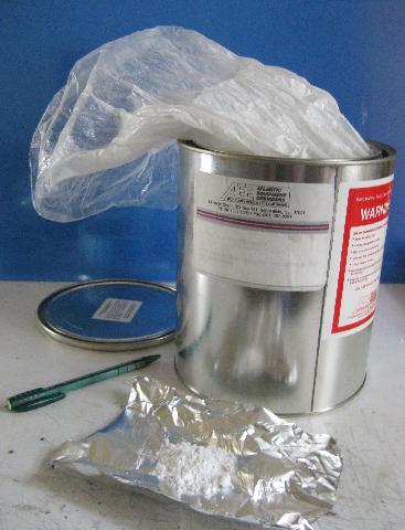 Barium titanate powder