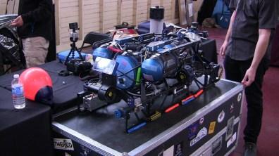 S.O.N.I.A. - underwater autonomous vehicle