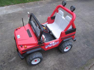 Restored Power Wheels