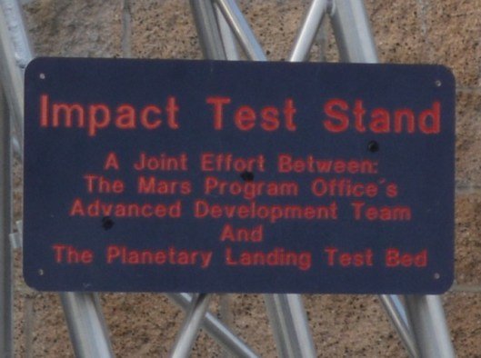 impact-test-bed-sign