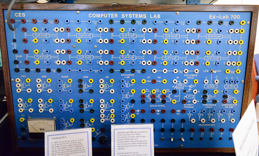 VCF East: Before There Was Arduino, We Had Balls   Hackaday