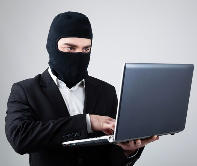 This person is stealing YOUR PRIVATE INFORMATION using a one-hole balaclava